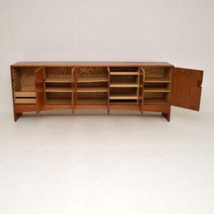 danish retro vintage teak sideboard harry ostergaard randers