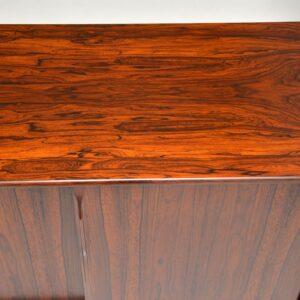 Danish Rosewood Sideboard by Gunni Omann Vintage 1960's