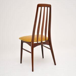 danish retro rosewood dining chairs niels koefoed retro vintage