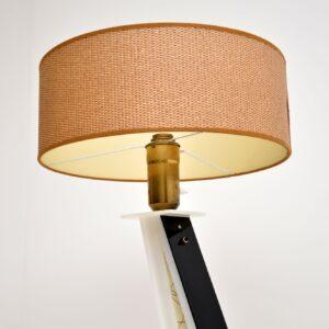 vintage retro moss floor lamp