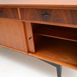 Vintage Rosewood & Mahogany Sideboard