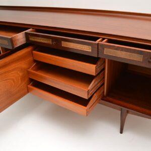 archie shine robert heritage rosewood mahogany berkshire sideboard