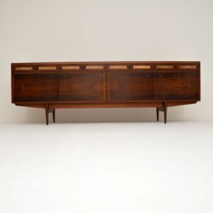 Rosewood & Mahogany Sideboard by Robert Heritage for Archie Shine
