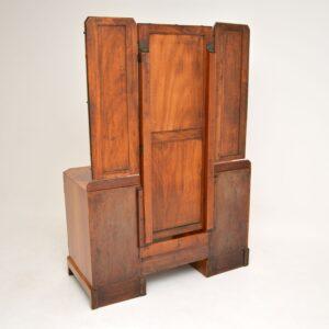 Art Deco 1920's Burr Walnut Dressing Table