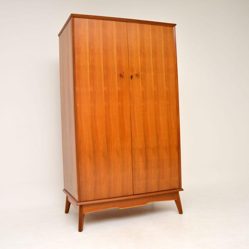 retro vintage walnut sideboard by alfred cox