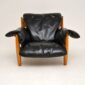 retro vintage sergio rodrigues sheriff chair armchair