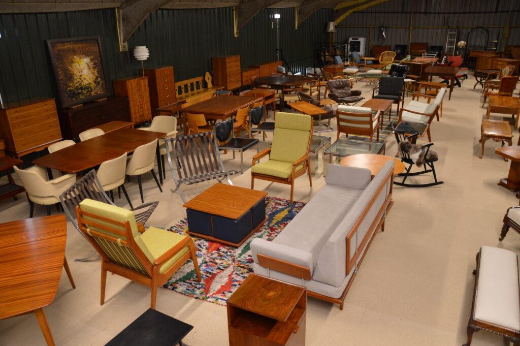 Vintage Furniture Hire