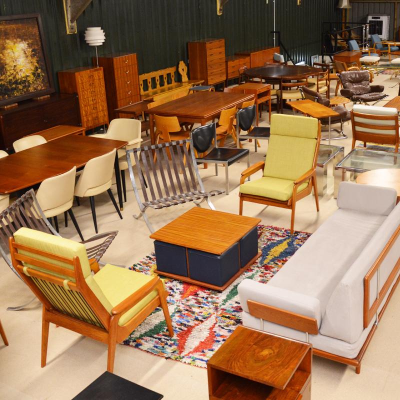 Retro Furniture Hire