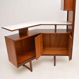 1960's Vintage Teak Bar / Drinks Cabinet by Turnidge