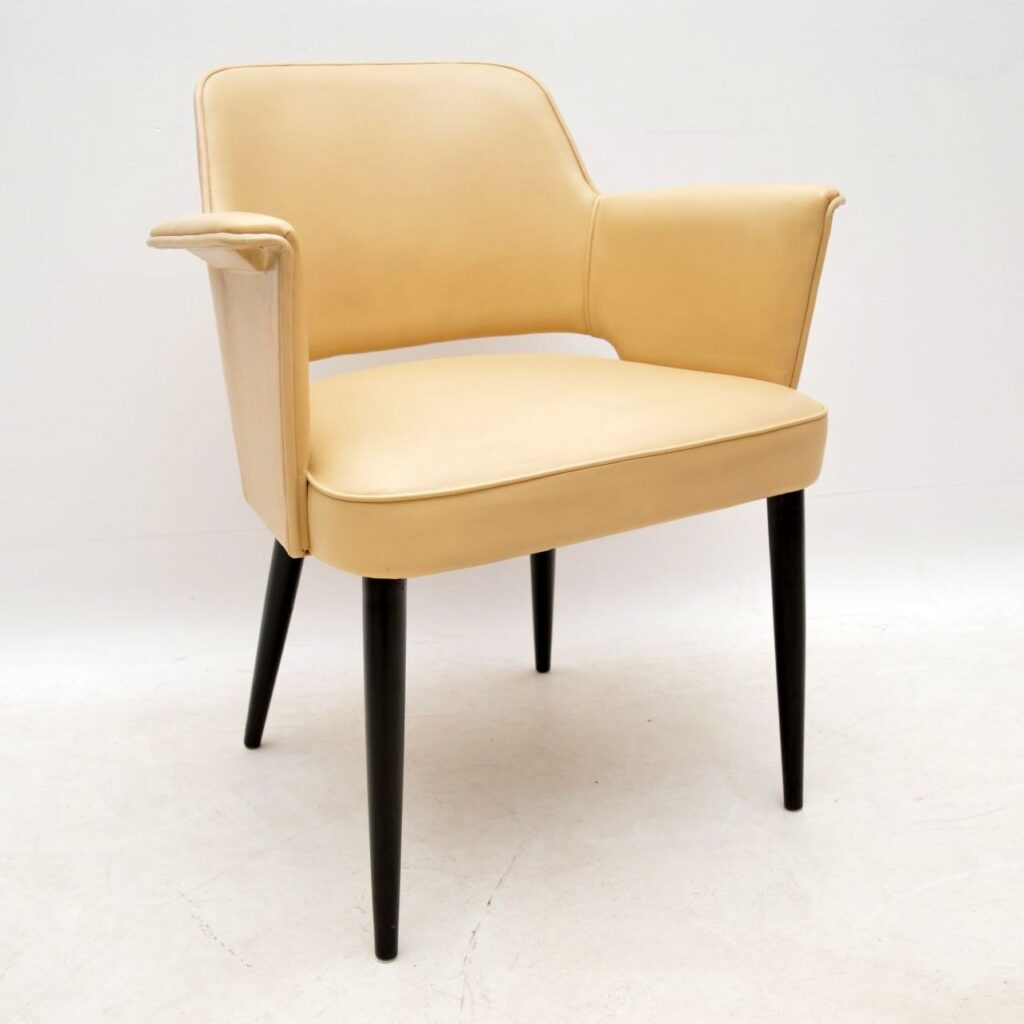 retro vintage robin day stamford dining table chairs