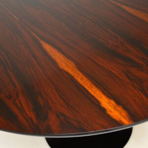 Arkana Rosewood Tulip Dining Table Vintage 1960's