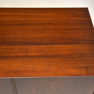 Danish Rosewood Vintage Cabinet by Poul Cadovius