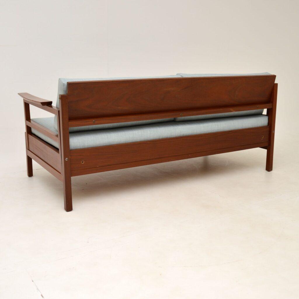 retro vintage guy rogers gambit sofa bed