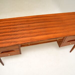 Vintage Walnut Desk by A. Younger c. 1960's