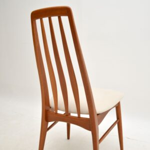 danish retro vintage eva dining desk teak chair