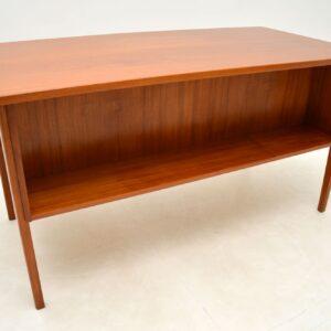 1960's Danish Teak Vintage Desk