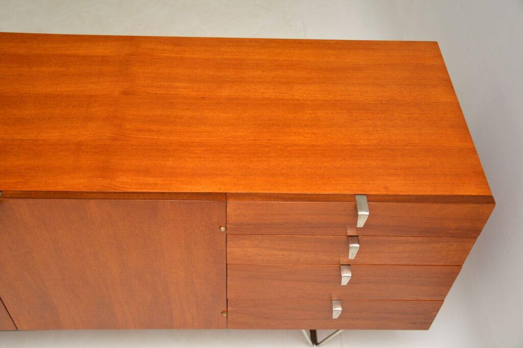 stag s range retro vintage teak sideboard john and sylvia reid
