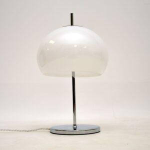 retro vintage italian guzzini lamp