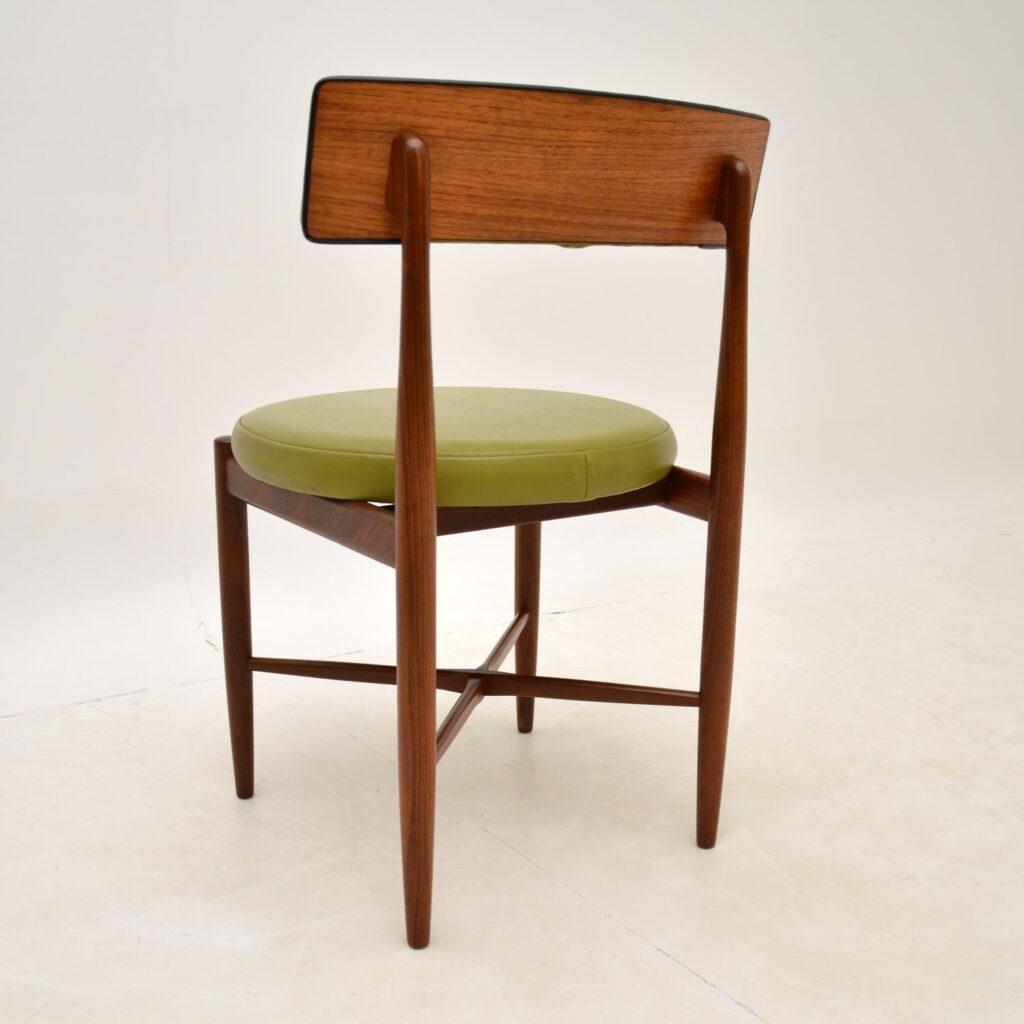 retro vintage teak g plan fresco dining table chairs