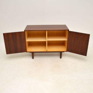 danish rosewood vintage retro sideboard cabinet