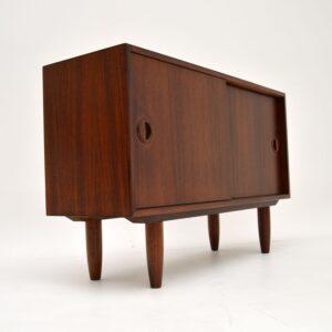 Danish Rosewood Vintage Cabinet by Hansen & Guldborg