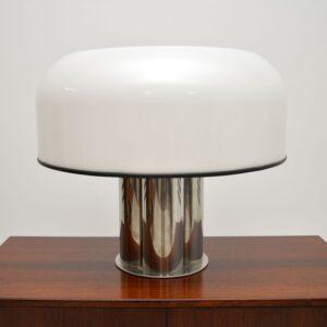 retro vintage harvey guzzini table lamp