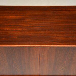 swedish danish retro vintage rosewood sideboard svante skogh