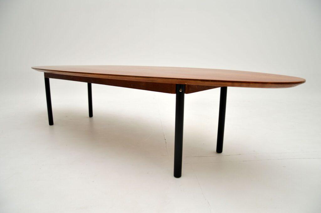 stag s range teak coffee table john and sylvia reid