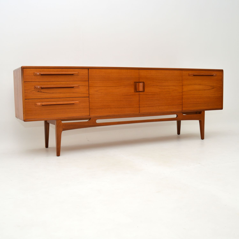 retro vintage teak sideboard beithcraft