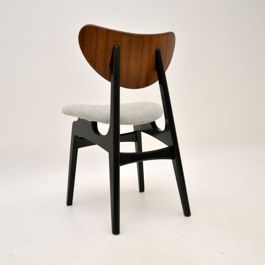 set of 6 g plan librenza butterfly dining chairs