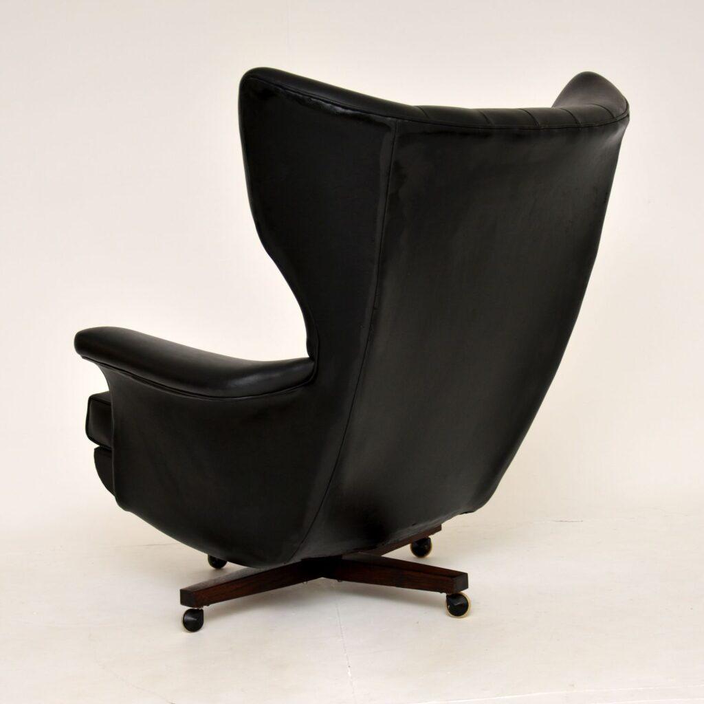 retro vintage blofeld g plan swivel armchair