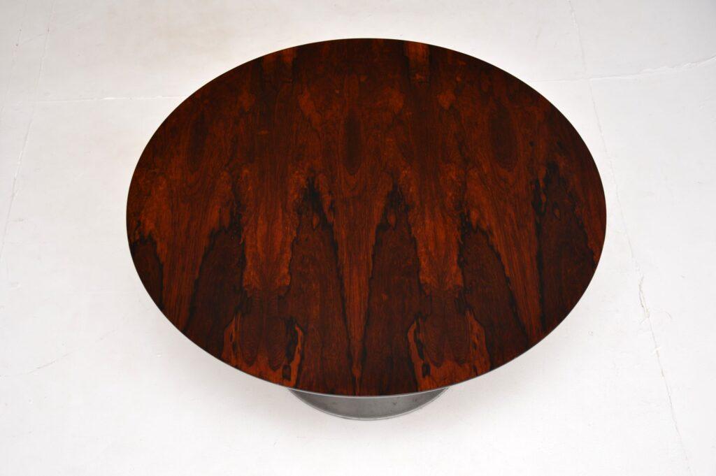 retro vintage rosewood arkana coffee table