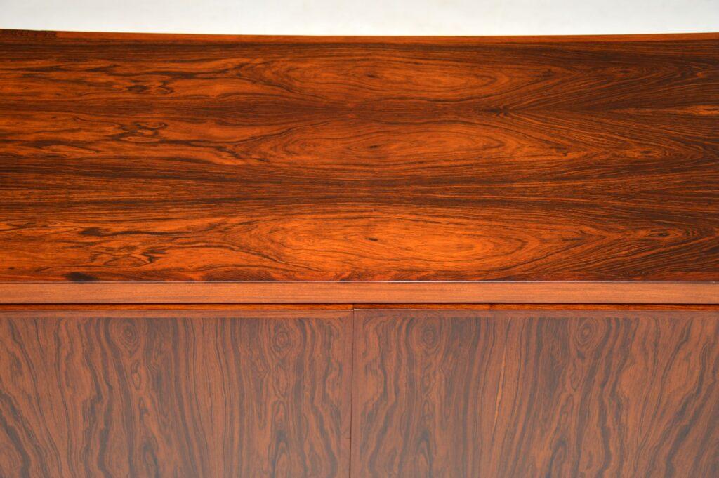 robert heritage archie shine bridford rosewood retro vintage sideboard
