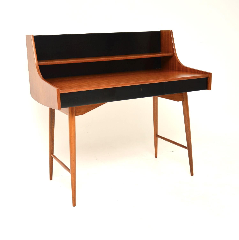 retro vintage danish scandinavian desk by john texmon